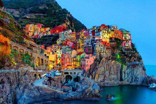 Sul do Itália com Sicília